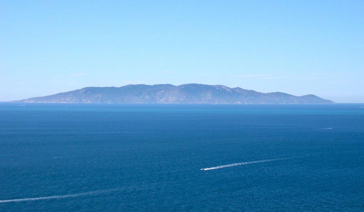 Una giornata all\'isola del GIGLIO - In vacanza all\'Argentario