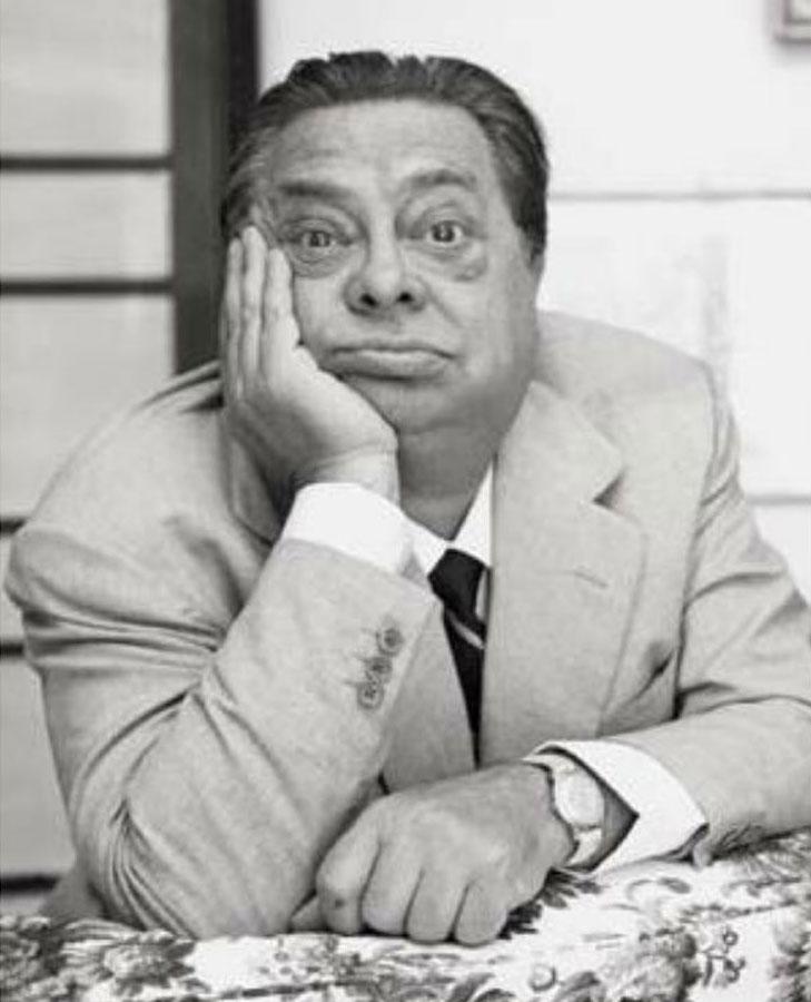 Aldo Fabrizi dedica alla fettunta