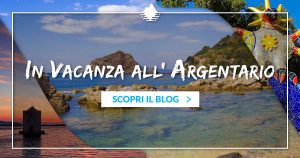 in vacanza all'argentario